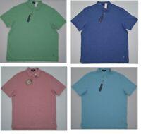 NWT Men's Cremieux Classics Short Sleeve Polo Shirt M L XL XXL