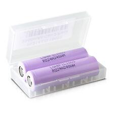 LG Li-Ion Akku 18650 / 3350mAh / 3,7V / Akkubox E-Zigarette E-Shisha usw. |65314