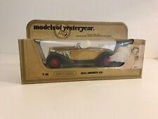 matchbox models of yesteryear y19 auburn 851 1935