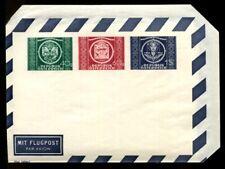 Austria Aerogramme Postal Stationary STO/PTO       6a192