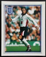 Merlin England 98 David Beckham England Squad Sticker 153 Mint condition