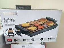 Tower Smokeless Indoor / Outdoor BBQ Grill 1200W (NDD Party Barbecue Drip Tray)