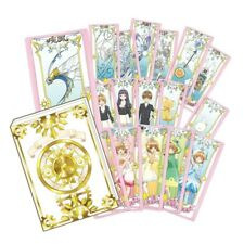 Genuine License CARD CAPTOR SAKURA CLEAR CARD collection clow cards Collectibles