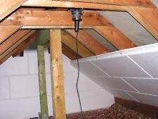 Untersparrendämmung 100 mm Dachdämmung Wärmedämmung Aufsparrendämmung Isolierung
