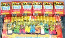18 x Stink Bombs Glass Vials smells of rotten eggs have some fun let one go NEW