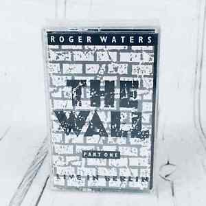 roger waters the wall live in berlin 1990 2 cassettes new pink floyd