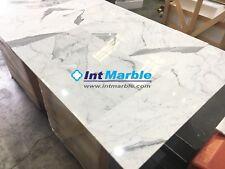 Marble Tiles Italian Statuario Polished Marble, Floor / Wall, 305x610x10mm