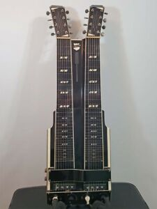 Vintage 1938 National Electric Grand Console lap steel guitar, OHSC
