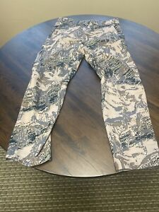 Sitka Gear | Traverse Pant Optifade Open Country 36R 50232-OB-36R