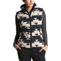 New Women's The North Face Campshire Fleece Vest Coat Top Pullover Hoodie Jacket