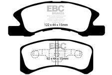 EBC Ultimax Front Brake Pads for Mitsubishi Space Star 1.0 (2013 on)