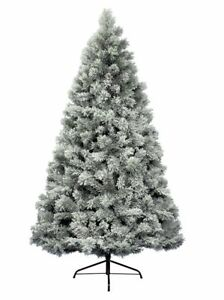 120cm/4ft  Exclusive Snowy Mixed Pine Artificial Christmas Tree