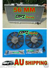 Toyota Celica GT-4 GT4 ST185 3S-GT Aluminum Radiator MT 89 90 91 92 93 94 + fan