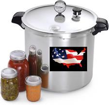 Brand New Presto Pressure Canner and Cooker 01781 23-Quart 01781 USA SELLER