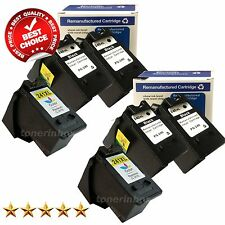 6 pk PG-240XL CL-241XL Ink Cartridge for Canon PIXMA MG and MX Series Printer