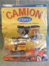 CORGI METAL CAMION D'EPOCA 1/64 USCITA N.37 RENAULT CON FASCICOLO DE AGOSTINI