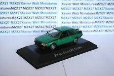 VOITURE Renault Fuego GTX 2.0 (1984) SALVAT Autos Inolvidables Argentine 1/43