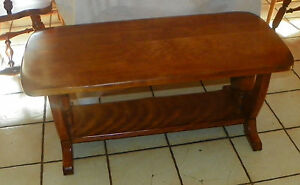Maple Coffee Table by Heywood and Wakefield  (CT143)