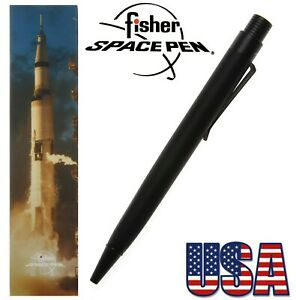 Matte Black Zero Gravity Series #ZGMB / With Military Look by Fisher Space Pen