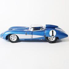 Autoart 1:18 1957 Chevrolet Corvette SS Diecast, No Box