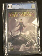 Year of the Villain: Hell Arisen #3 1st Appearance Punchline 3rd Print CGC 9.8