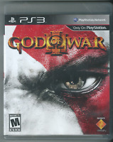 God of War III (Sony PlayStation 3, 2010) (Complete w/ Manual) 🍀🍀🍀