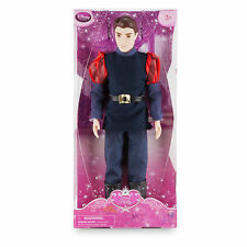 "Disney Store Prince Phillip Sleeping Beauty Classic Toy Doll 2016 Figure 12"" NEW"