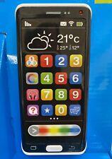 Téléphone Portable look iphone pour Enfant, bébé Smartphone Jouet Musical
