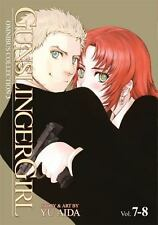 Gunslinger Girl Omnibus 3 (7-8) by Yu Aida 2011 rare oop AC Manga graphic novel
