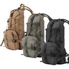 Tactical Molle Hydration Shoulder Sling Backpack Pack Hunting Hiking Daypack Bag