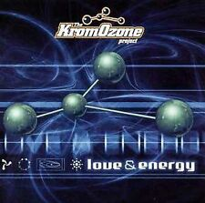Audio CD Love & Energy - The KromOzone Project - Free Shipping