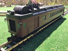 Aristocraft Doodlebug 21201 Pennsylvania Gas Electric Rail Car Never Used Tested