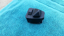 BMW E46 3 SERIES WING MIRROR BUTTON SWITCH 316 320 323 328 Grey