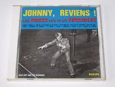 Johnny Hallyday – Reviens ! - Les Rocks Les Plus Terribles | 1964 | CD 546 983-2