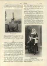 1898 M Gilbert Frenchman Walking Round The World Mr Justice Grantham