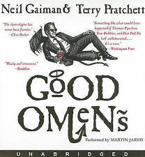 NEW Good Omens CD by Neil Gaiman