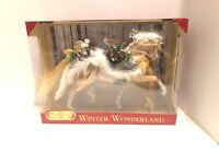 Breyer Winter Wonderland 700126 NEW! 2017 Traditional Holiday Christmas Horse LE