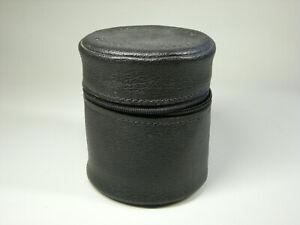 Leica Leitz Wetzlar Leder Köcher leather pouch Höhe 95mm f. Elmarit-R 60mm
