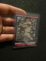 Mickey Mantle 2008 Topps Card New York Opening Yankees Collector Babe Ruth NR