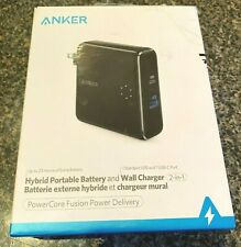 Anker PowerCore Fusion Power Delivery Battery and Charger 5000 mAh