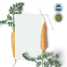 3x4 inches Cloth Muslin Drawstring Bags , Art Craft Bags , Sale Qty 25 / 50 /100