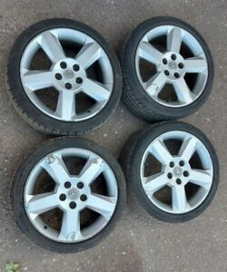 Genuine vauxhall Astra Coupe Turbo 17 Inch Alloy Wheels