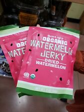 2 Bags Trader Joes Organic Dried Watermelon Jerky Trader Joes Stores