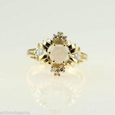 Anelli di lusso bianco anniversario Diamante