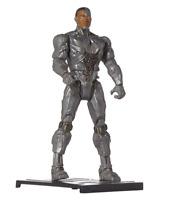 DC Comics Justice League Cyborg Action Figure, 6''
