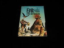 Don Lawrence : Erik le viking 9 : L'idole aux yeux de feu Ed Michel Deligne 1982