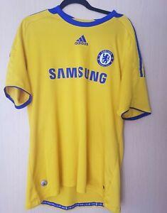 Chelsea FC Football Jersey Shirt Original 2007 2008 Adidas Away Top