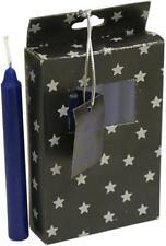 Paquete de hechizo de velas Blue Mini-Gótico/pagano/altar (S61)