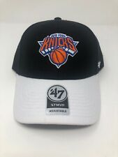 3d001018054 New York Knicks  47 MVP Two Tone Hat Adjustable Brand New NBA