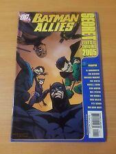 Batman Allies Secret Files & Origins #1 ~ Near Mint Nm ~ 2005 Dc Comics